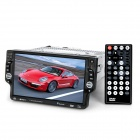 "DT-1701 7.0"" Touch Screen Car DVD Media Player w/ GPS / TV / Bluetooth / FM / Ipod Port"