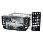 "DT-5601 5.6"" Touch Screen Car DVD Media Player w/ TV / Bluetooth / FM / iPod Port"
