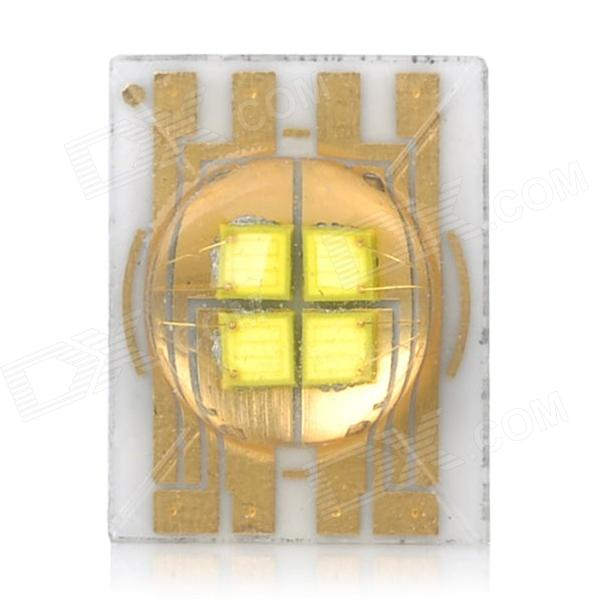 SSC-Z7 900lm LED Emitter - Black + Golden (9.4 x 8.1 x 3.3mm / DC 3.6~4.2V) - DXLED Emitters<br>Color Golden + black Quantity 1 Material Silicone + semiconductor Emitter Brand SSC Emitter Model Z7 Output Power No Luminous Flux 900lm Base Size 9.4 x 8.1 x 3.3mm Driving Current 2800mA Voltage DC 3.6~4.2V Application For LED DIY project Other Feature Ultra-bright and superb quality Packing List 1 x SSC Z7 LED emitter<br>