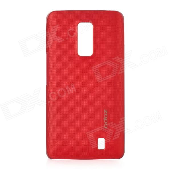 Original ZOPO DCK01 Protective PVC Case for ZOPO ZP300 / ZP300+ - Red