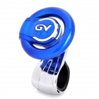 I-POP BD1024 Car Truck Aluminum Alloy Steering Wheel Spinner Knob Handle - Blue + Silver