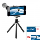 10X    Zoom Optical Camera Lens Telescope for iPhone 5