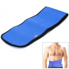 Classic Elastic Cotton + Polyester + Elastic Waist Support - Deep Blue