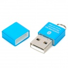 SIYOTEAM HK-968 Bluetooth v2.0 + EDR Adapter for Computer - Cyan
