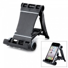 HQS-G3488 Sports Car Shaped Folding Desktop Holder Stand for Ipad - Black