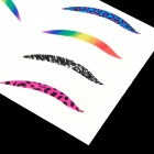 8-in-1 Cosmetic Makeup Eyeliner Sticker Strips - Multi-Color
