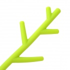 Multifunction Household Silicone Flexible Tree Branch - Green