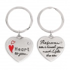 Couples Love Keychain (2-Piece Set)