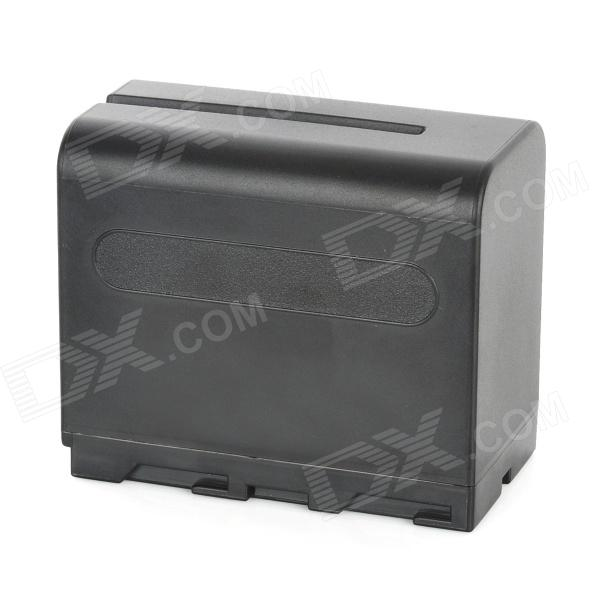 "NP-F970 Replacement 7.4V ""6600mAh"" Li-ion Battery for Sony CCD-TR / CCD-TRV / DCR-VX + More"