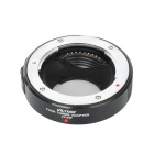 VILTROX JY-43F Four Third (4/3) an Micro Four Third (M 4/3) Olympus MMF-1 Lens Mount Adapter - Schwarz
