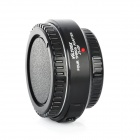 VILTROX JY-43F Four Third (4/3) to Micro Four Third (M 4/3) Olympus MMF-1 Lens Mount Adapter - Black