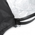 Fulat z-01 Digital DSRL Rain Cover Protector - Black