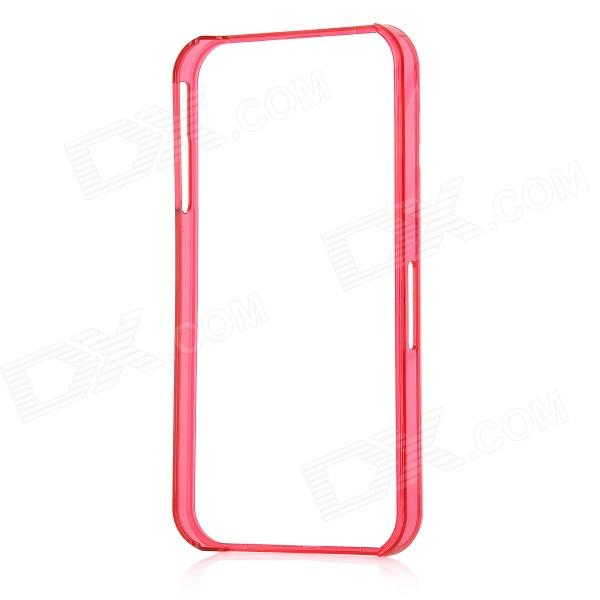 Protective ABS Bumper Frame for Iphone 4 / 4S - Red