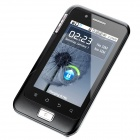 "A310 Android 4.0 GSM Smartphone w/ 3.5"" Capacitive Screen, Quad-Band and Wi-Fi - Black + Grey"