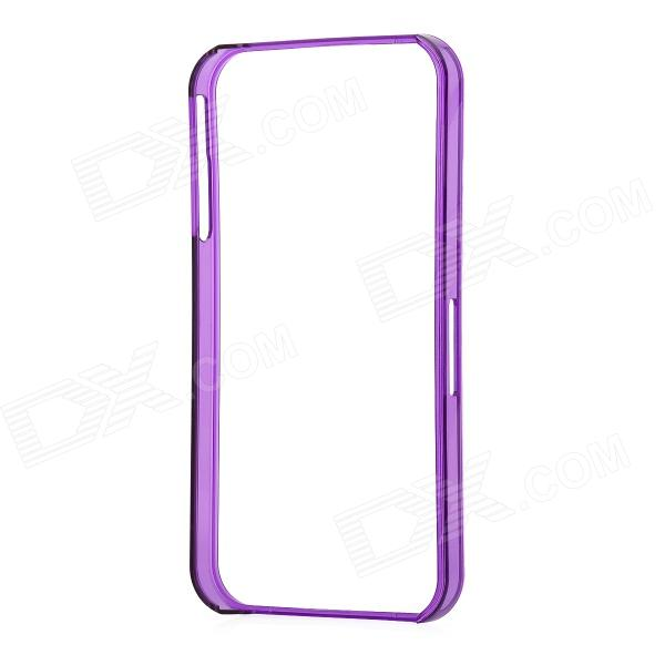 Protective ABS Bumper Frame for Iphone 4 / 4S - Purple