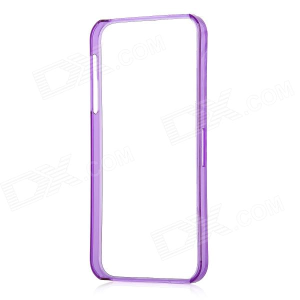 Protective ABS Bumper Frame for Iphone 5 - Purple