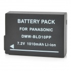 "DIGITAL DMW-BLD10PP Replacement 7.2V ""1010mAh"" Li-ion Battery for Panasonic GF2 / GX1 / G3"