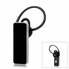 Cannice KK2 Bluetooth v2.1 Stereo Headset for Iphone 4 / 4S / 5 + Ipad 2 / 3 - Black + Silver