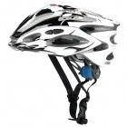 Fashion GUB SV5 Outdoor Bicycle Bike Riding Helmet - White + Black