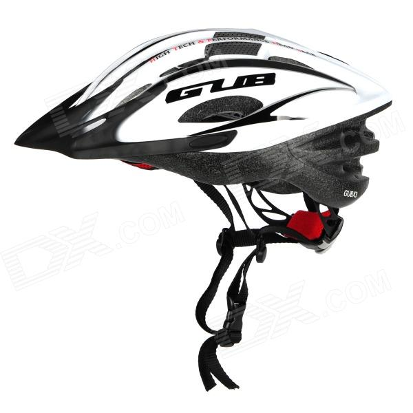 Fashion GUB X3 Outdoor Bicycle Bike Riding Helmet - White