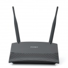 FAST FW300R 2.4GHz 802.11b/g/n 300Mbps Wireless Router - Black