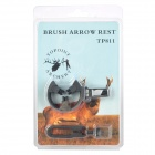 TB811 Captura Archery rest Brush - Preto