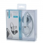 RAPOO H3080 2.4GHz Folding Headphone Headset / Microphone - White + Grey