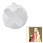 A0155 Strong-Hold PVC Suction Cup Hanger - White