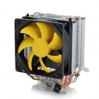 PCCOOLER S90F Hydraumatic CPU Heatsink W/ Cooler Fan - Black + Yellow + Silver