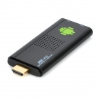 MK809 Dual-Core Android 4.1.1 Google TV Player w/ Wi-Fi / 1GB RAM / 4GB ROM - Black