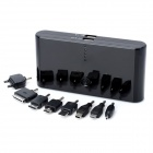 """External """"18000mAh"""" Emergency Mobile Power Battery Charger for Cell Phone - Black"""