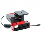 6 in 1 Motorized Jig-saw Grinder Driller Metal Lathe Wood Lathe