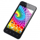 "B792 Android 4.0 WCDMA Bar Phone w/ 4.3"" Capacitive Screen, GPS, Wi-Fi and Dual-SIM - Black"