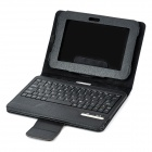 Bluetooth V3.0 Wireless Keyboard w/ Protective PU Leather Case Stand for Amazon Kindle Fire HD 7""