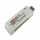 Kawau High Speed USB 2.0 CF Card Reader - White