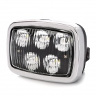 Waterproof 15W 1300lm 5-LED Cool White Light Motorcycle Headlamp for Honda CG125 (12V)