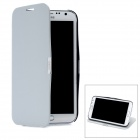 Protective PU Leather Case Cover for Samsung Galaxy Note 2 N7100 - Grey