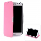Protective PU Leather Case Cover for Samsung Galaxy Note 2 N7100 - Pink