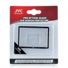 JYC Professional Optical Glass LCD Screen Protector for Canon 60D - Transparent + Black