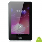 "719 7"" Capacitive Screen Android 4.0 Tablet PC w/ SIM Slot / TF / Wi-Fi / Camera / HDMI - White"