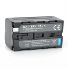 NP-F750 7.4V 4400mAh Rechargeable Battery for Sony CCD-TR / CCD-TRV / DCR-VX + More - Black