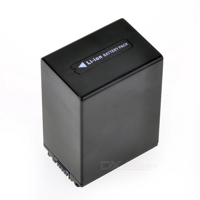 NP-FV120 7.4V 4550mAh Rechargeable Li-ion Battery for Sony NP-FV30 / FV50 / FV70 + More - Black