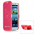 "Protective ""Love You"" Pattern Case for Samsung Galaxy S3/i9300"