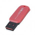 SL-1503N Mini IEEE802.11b / g / n 150Mbps USB 2.0 Wi-Fi Wireless Network Adapter - Red