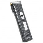 RFCD-5600 3W Electric Hair Trimmer Clipper - Silver + Black