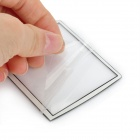 JYC Professional Optical Glass LCD Screen Protector for Nikon D3 - Transparent + Black