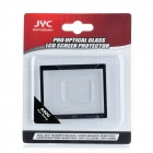 JYC Professional Optical Glass LCD Screen Protector for Sony A900 - Transparent + Black