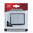 JYC Professional Optical Glass LCD Screen Protector for Nikon D7000 - Transparent + Black