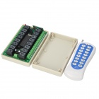 12V 16-Channel Wireless Remote Controller Switch Kit