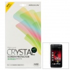 NILLKIN Protective Glossy Screen Protector Guard Film for HTC J Z321e - Transparent